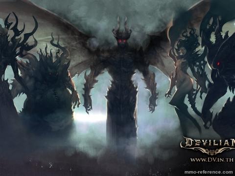 Devilian Online