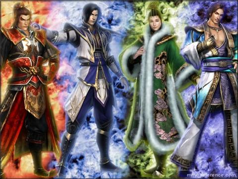 Dynasty Warriors Online
