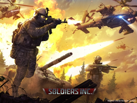 Soldiers Inc