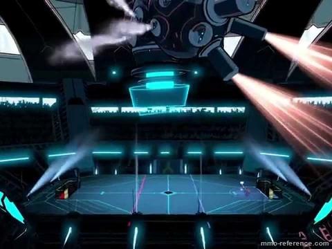 Arena : Cyber Evolution