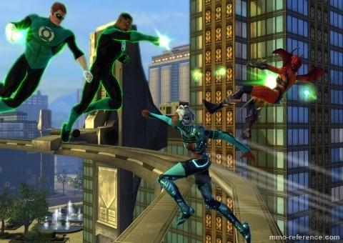 DC Universe Online - Fils de Trigon