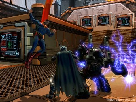 DC Universe Online - Furie des Amazones