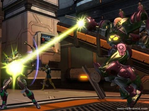 DC Universe Online- Notre Territoire