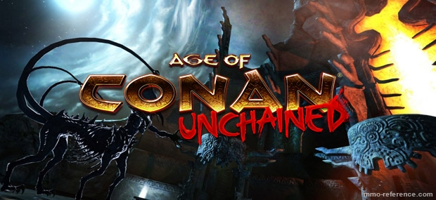 Bannière Age of Conan : Unchained