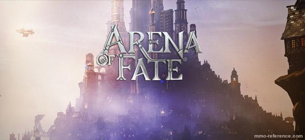 Bannière Arena of Fate