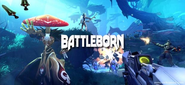 Bannière Battleborn