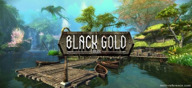 Bannière Black Gold Online