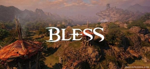 Bannière Bless