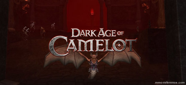 Bannière Dark Age Of Camelot - Catacombs