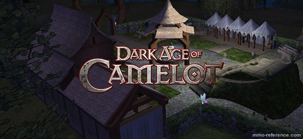 Bannière Dark Age Of Camelot - Fondations