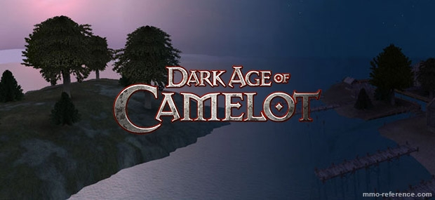 Bannière Dark Age Of Camelot - Labyrinth of the Minotaur