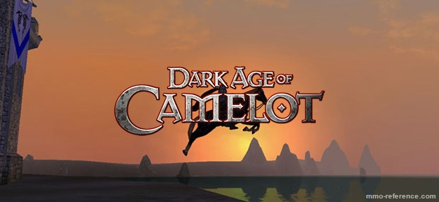 Bannière Dark Age Of Camelot - New Frontiers