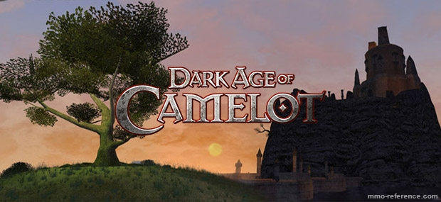 Bannière Dark Age Of Camelot - Shrouded Isles