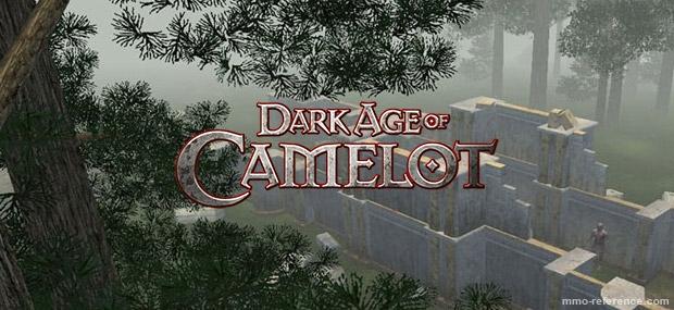 Bannière Dark Age Of Camelot - Trials of Atlantis