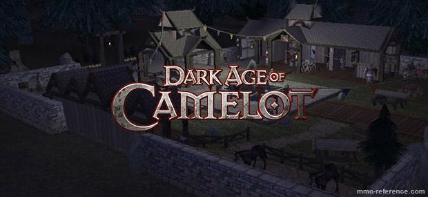 Bannière Dark Age Of Camelot