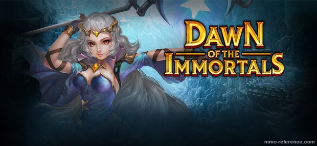 Bannière Dawn of the Immortals