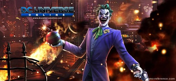 Bannière DC Universe Online - Combats pour la lumière