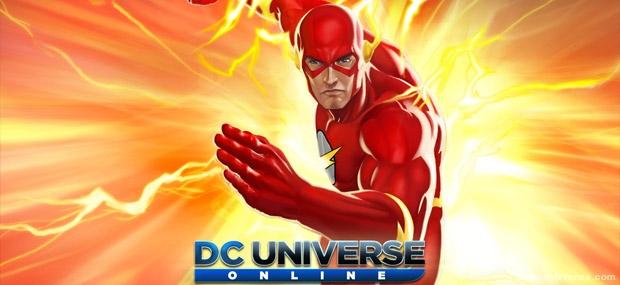 Bannière DC Universe Online - La Bataille pour la Terre