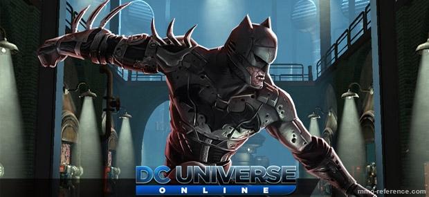 Bannière DC Universe Online - La Foudre Frappe