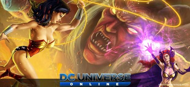 Bannière DC Universe Online - Le Dernier Rire
