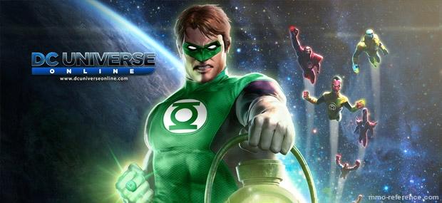 Bannière DC Universe Online - Main du Destin