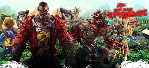Bannière Dead Island Epidemic