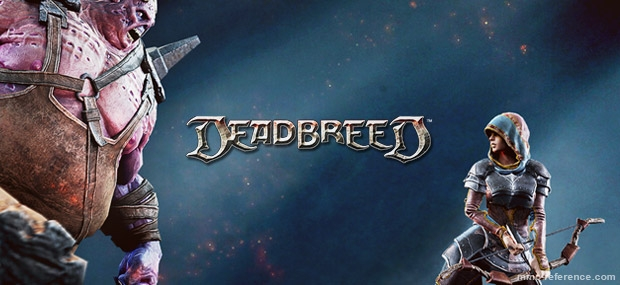 Bannière Deadbreed