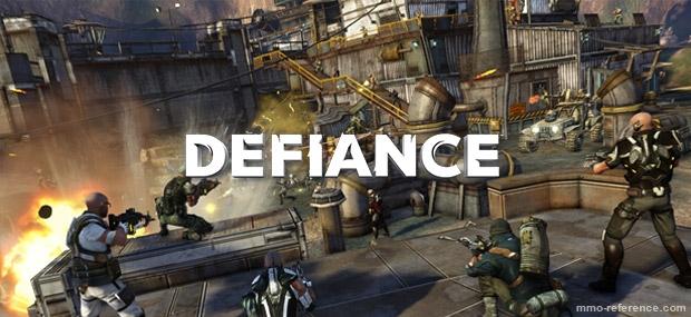 Bannière Defiance