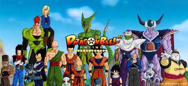 Bannière Dragon Ball Online