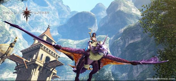 Bannière Dragon's Prophet