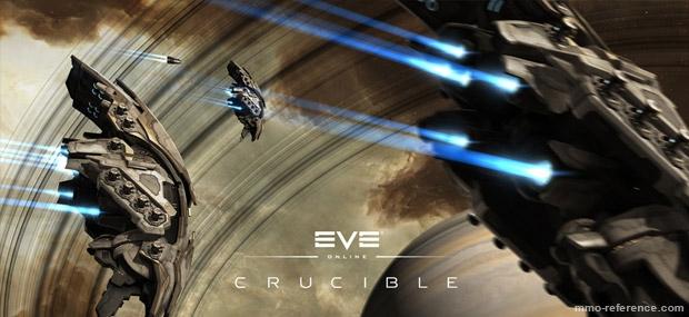 Bannière EVE Online - Crucible