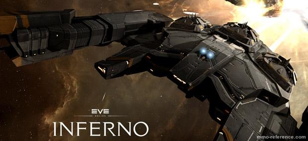 Bannière EVE Online - Inferno