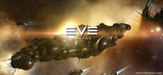 Bannière EVE Online - Quantum Rise