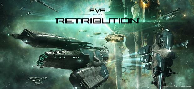 Bannière EVE Online - Retribution