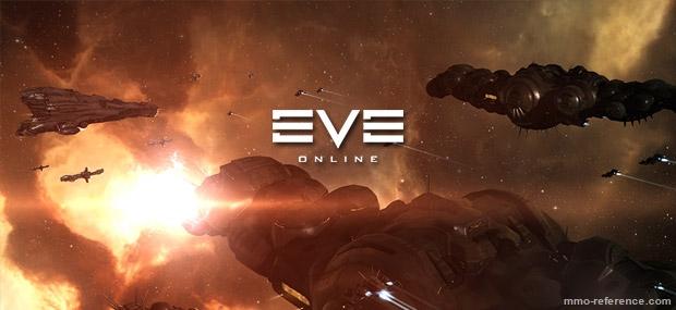 Bannière EVE Online - Trinity