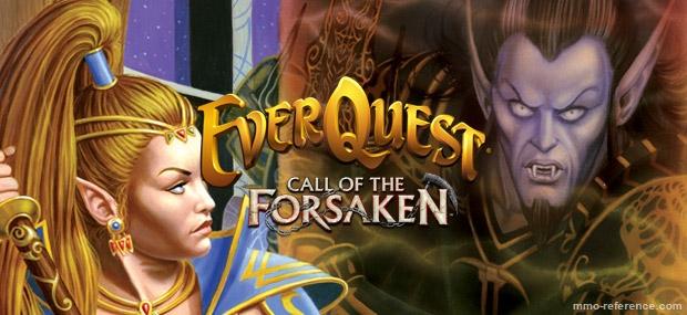 Bannière EverQuest - Call of the Forsaken