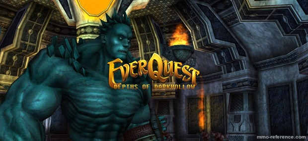 Bannière EverQuest - Depths of Darkhollow