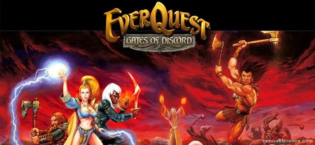 Bannière EverQuest - Gates of Discord