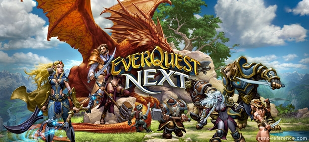 Bannière EverQuest Next