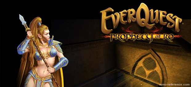 Bannière EverQuest - Prophecy of Ro