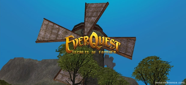 Bannière EverQuest - Secrets of Faydwer