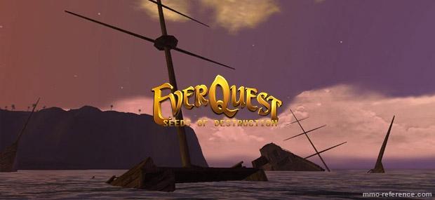 Bannière EverQuest - Seeds of Destruction