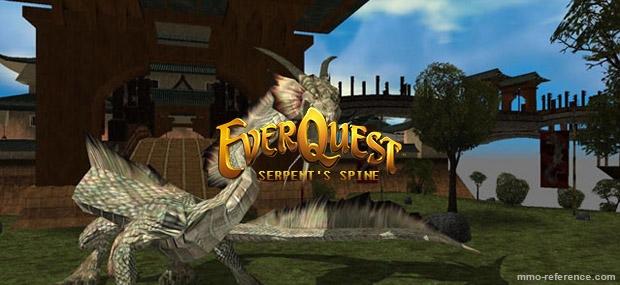 Bannière EverQuest - Serpent's Spine