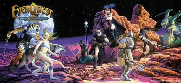 Bannière EverQuest - Shadows of Luclin