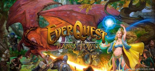 Bannière EverQuest - The Planes of Power