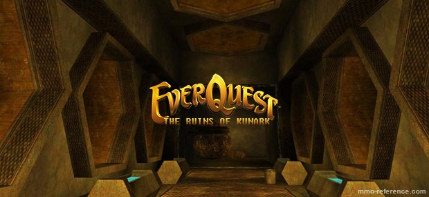 Bannière EverQuest - The Ruins of Kunark