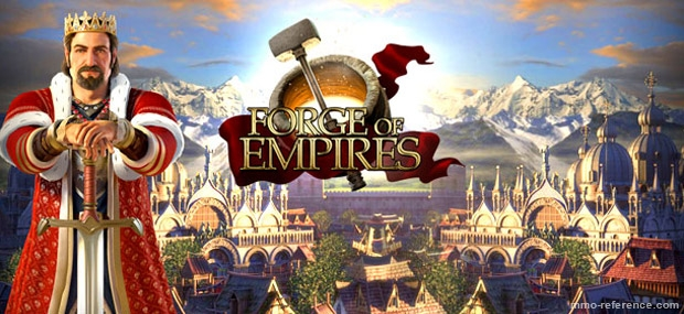 Bannière Forge of empires