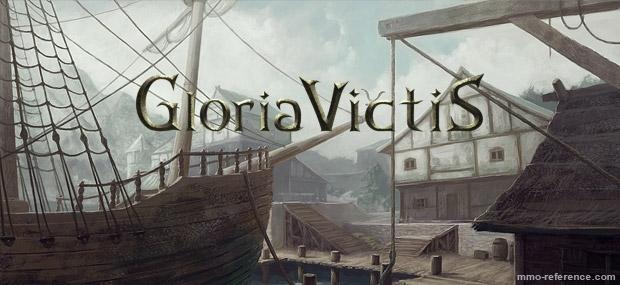 Bannière Gloria Victis