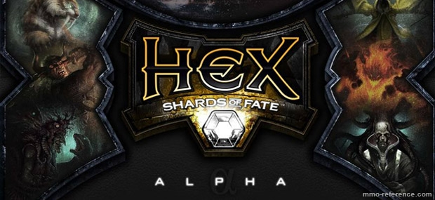 Bannière HEX: Shards of Fate
