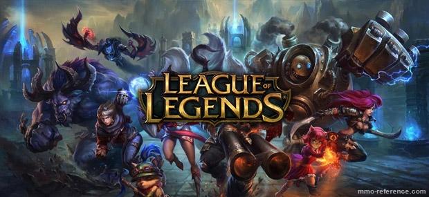 Bannière League of Legends